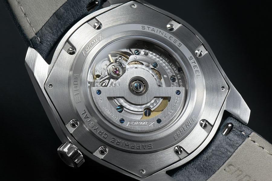 Formex: Essence Automatic Chronometer Rückseite