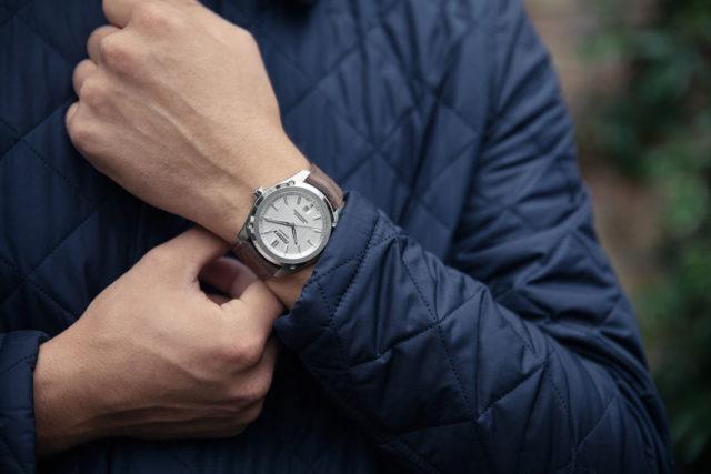 Formex: Essence Automatic Chronometer Silber