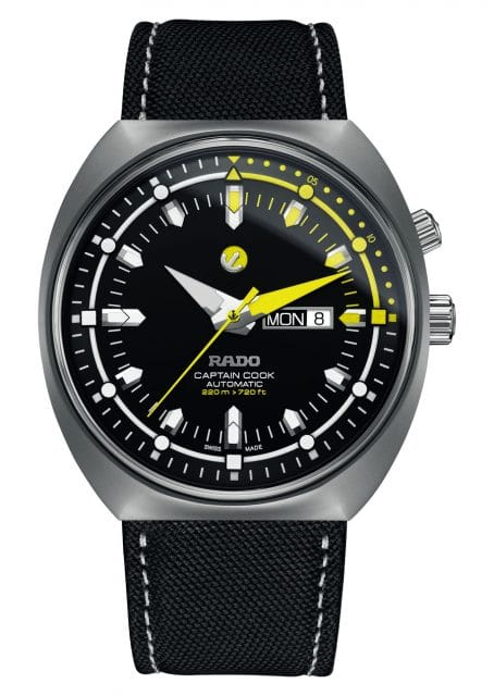 Rado: Tradition Captain Cook MKIII