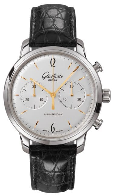 Glashütte Original: Sixties Chronograph