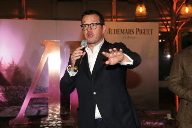 CEO Audemars Piguet, François-Henry Bennahmias