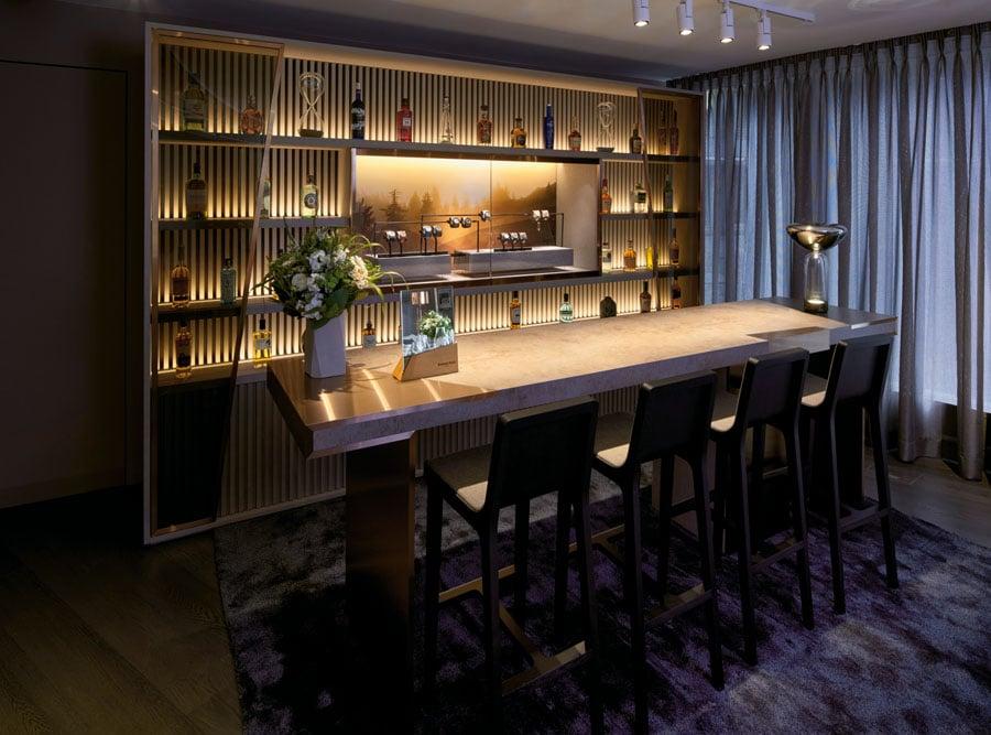 Audemars Piguet: Audemars Piguet House in München Bar