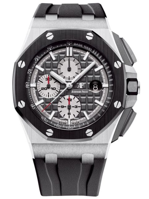 Audemars Piguet: Royal Oak Offshore Chronograph 44mm mit grauem Zifferblatt