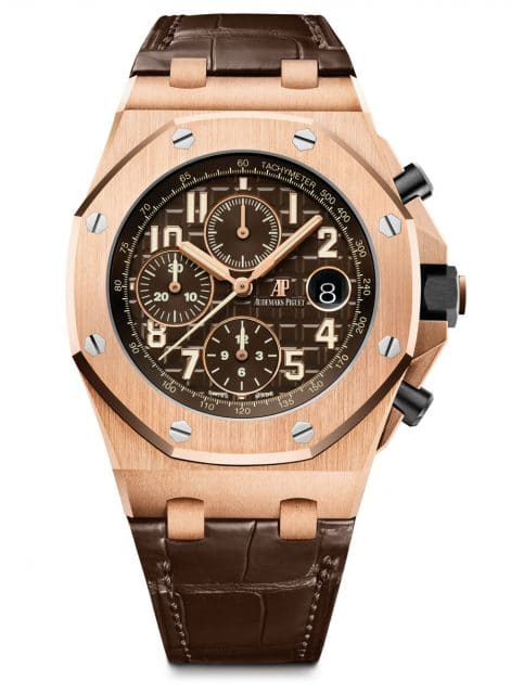 Audemars Piguet: Royal Oak Offshore Chronograph Automatik