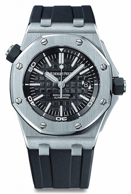 Audemars Piguet: Royal Oak Offshore Diver