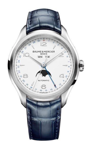 Baume & Mercier: Clifton Vollkalender