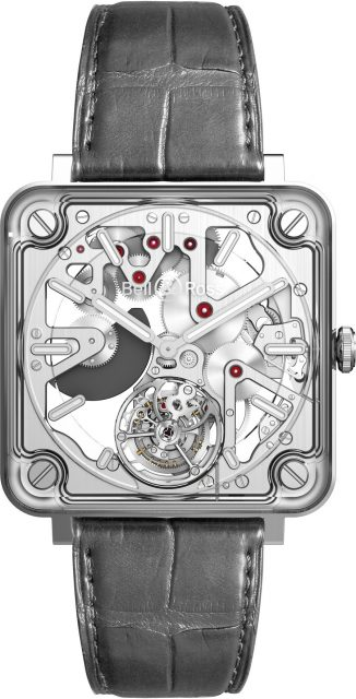 Bell & Ross: BR-X2 Skeleton Tourbillon Micro-Rotor