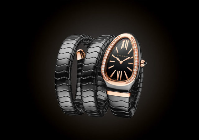 Bulgari: Serpenti Spiga Ceramic