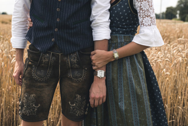 Cartier stellt zünftige Trachtenarmbänder vor