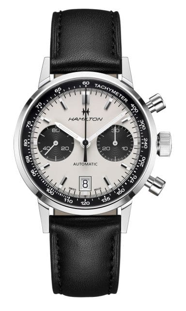 Hamilton: Intra-Matic Auto Chrono