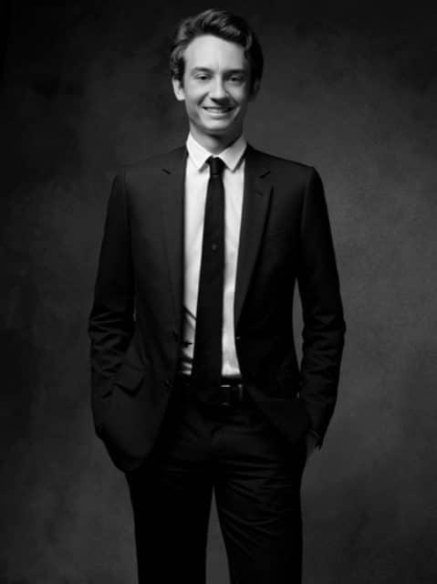 Direktor für Strategie und Digitales bei TAG Heuer: Frédéric Arnault