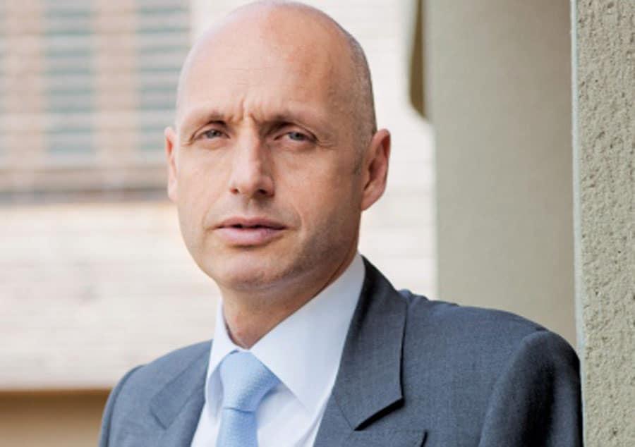 LVMH-Uhrenchef Stéphane Bianchi