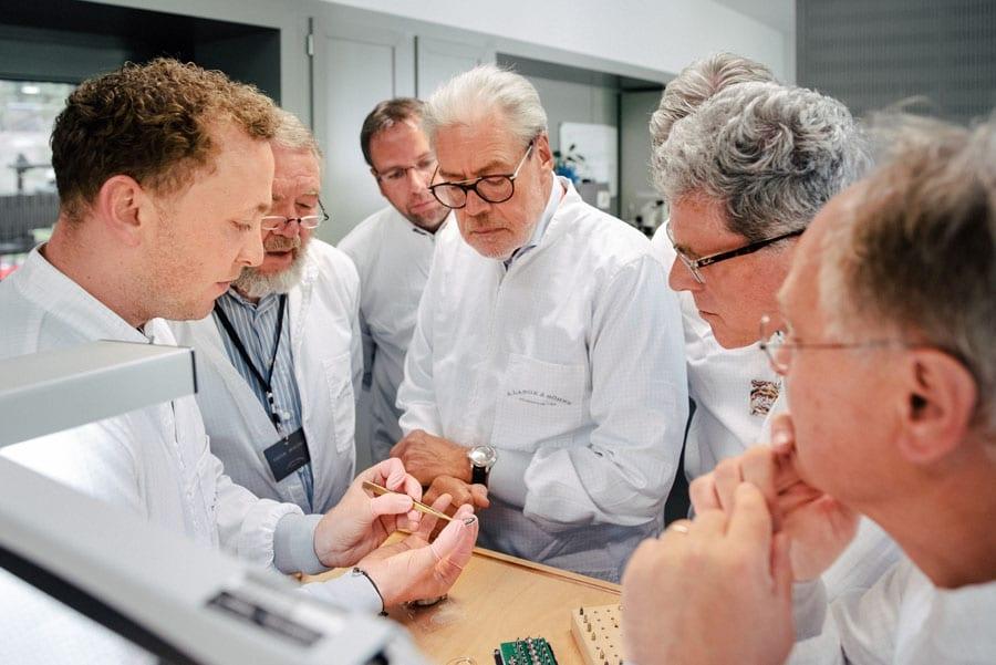 Leserreise Glashütte 2018: A. Lange und-Söhne