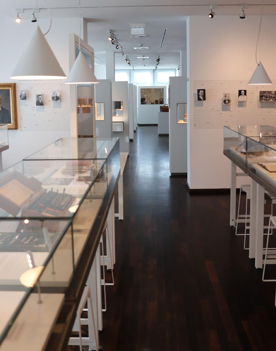 Leserreise Glashütte 2018: Uhrenmuseum