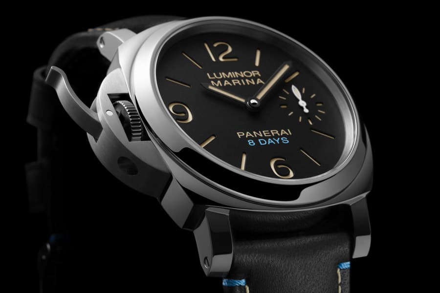 Panerai Luminor Left-Handed 8 Days Acciaio – PAM00796
