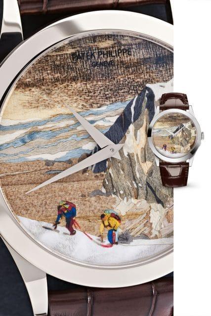 """Patek Philippe: Modell """"Angeseilte Alpinisten"""", Ref. 5089G-059"""