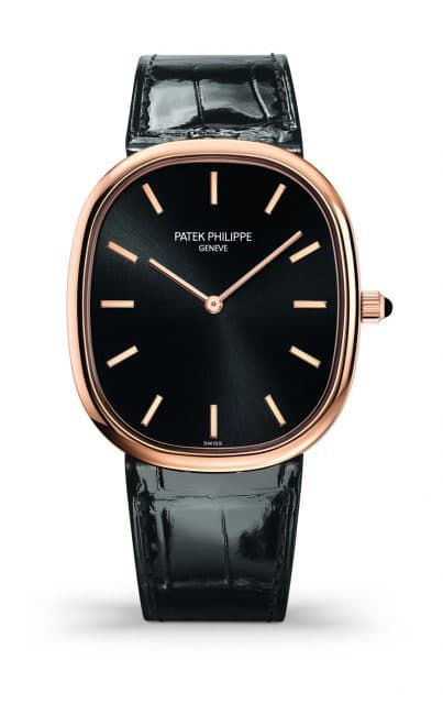 Patek Philippe: Goldene Ellipse Ref. 5738R-001