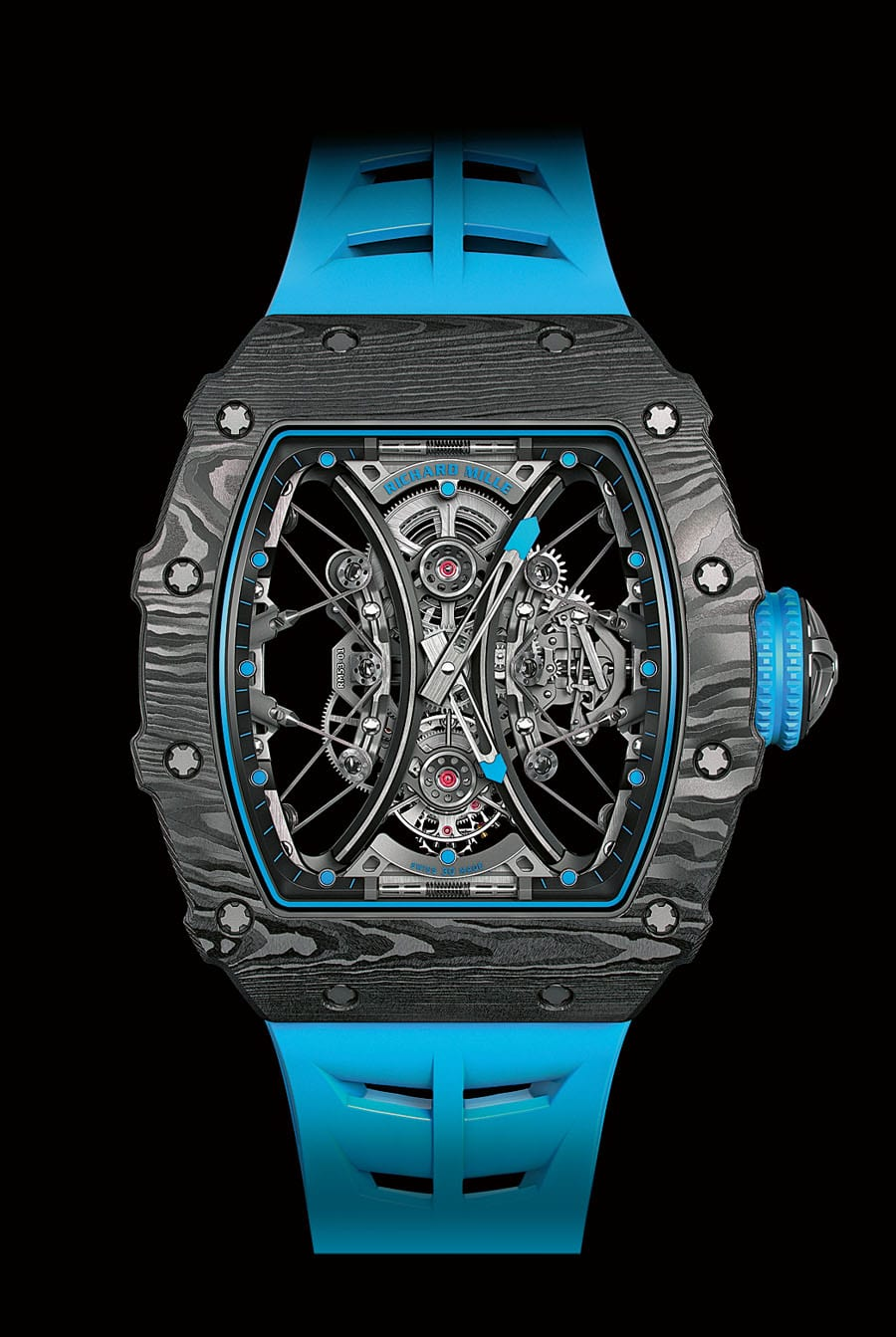 Richard Mille: RM 53-01 Tourbillon Pablo Mac Donough