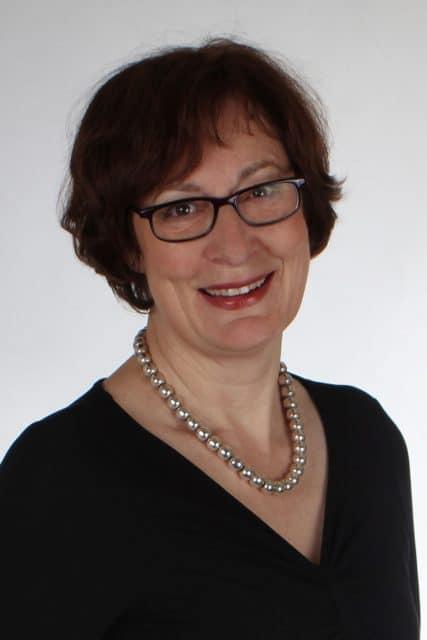 Andrea Scheungrab, Geschäfstführerin Time Projects GmbH