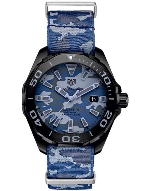 TAG Heuer: Aquaracer 300M Calibre 5 Camo