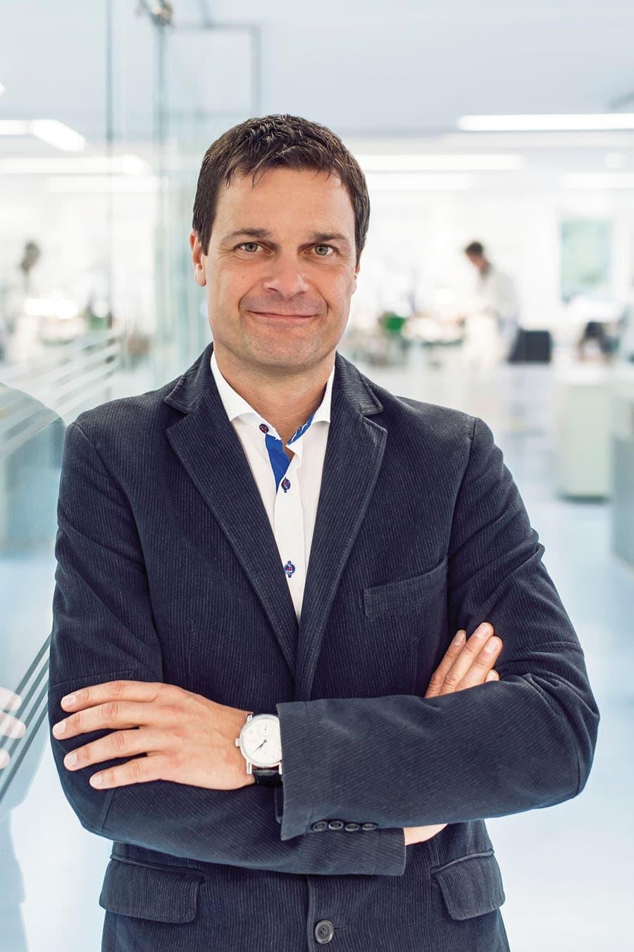Thilo Muehle: Familienunternehmer