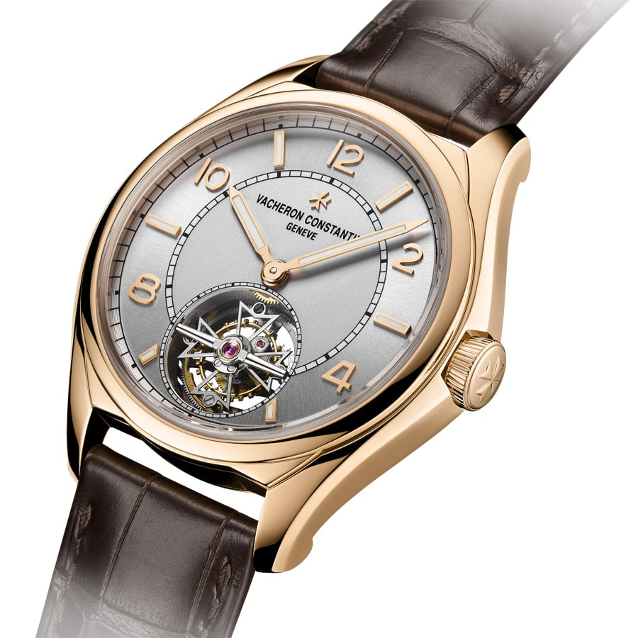 Vacheron Constantin: Fiftysix Tourbillon