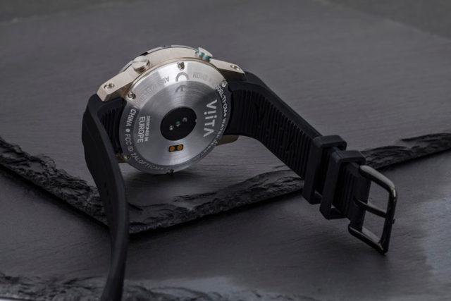 Viita: Titan HRV Rückseite