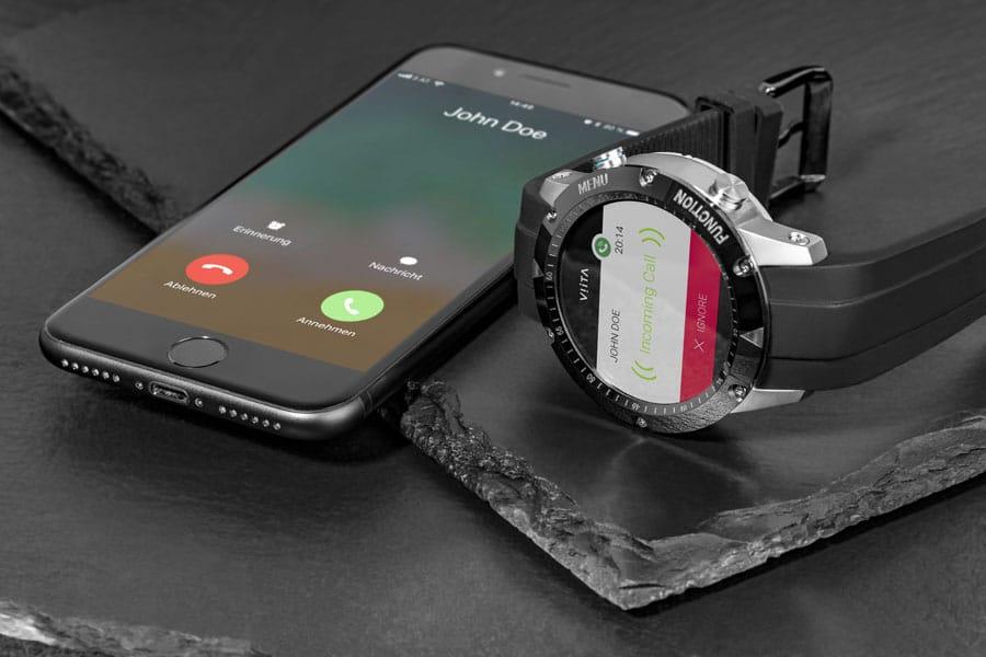 Viita: Titan HRV iOS Android kompatibel