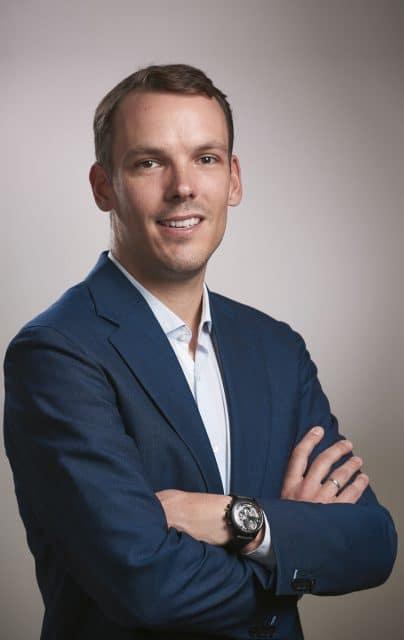 Romain Marietta, verantwortlich für Produktentwicklung und Design bei Zenith