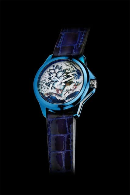 ArtyA: Son of Sea Blue Capri