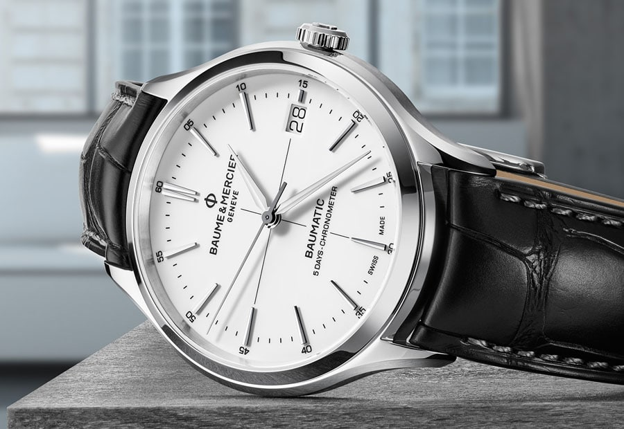 31ff58883e55 Hands-on: Baume & Mercier Clifton Baumatic | Watchtime.net