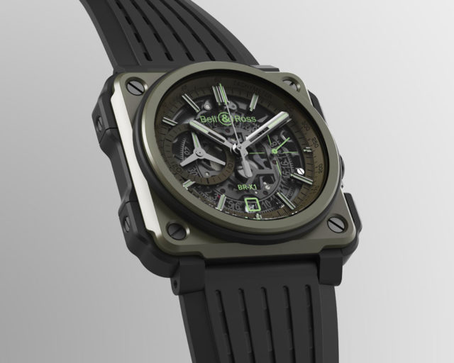Bell & Ross: BR-X1 Military