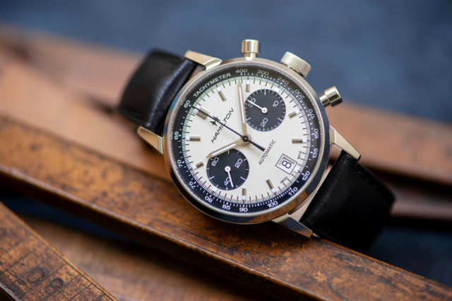 Hamilton: Intra-Matic Auto Chrono Lifestyle