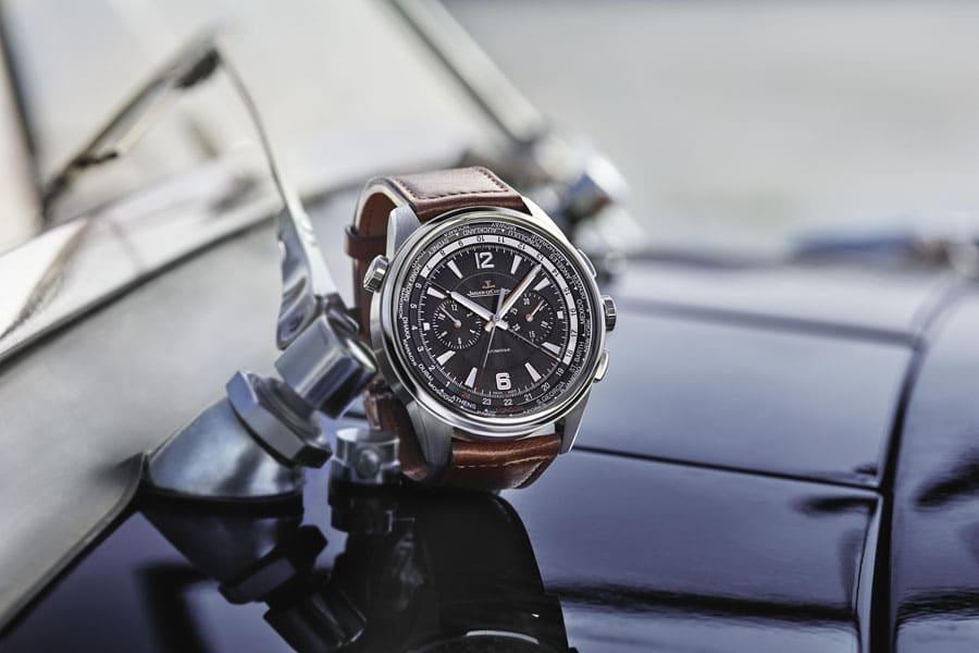 Jaeger-LeCoultre: Polaris Chronograph WT