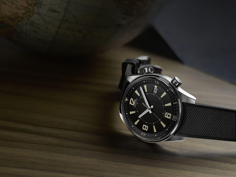 Jaeger-LeCoultre: Polaris Date