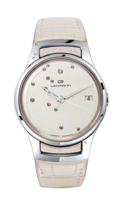 Lehmann Intemporal Fenster-Datum Diamonds