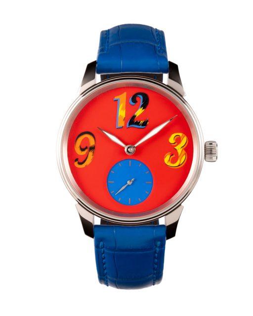 Leinfelder Uhren: Popart