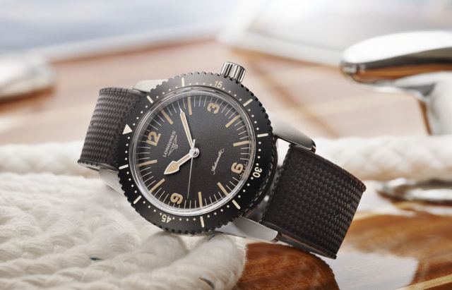Longines: Skin Diver Watch