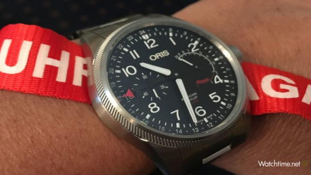 Oris: Big Crown Pro Pilot im Test beim UHREN-MAGAZIN