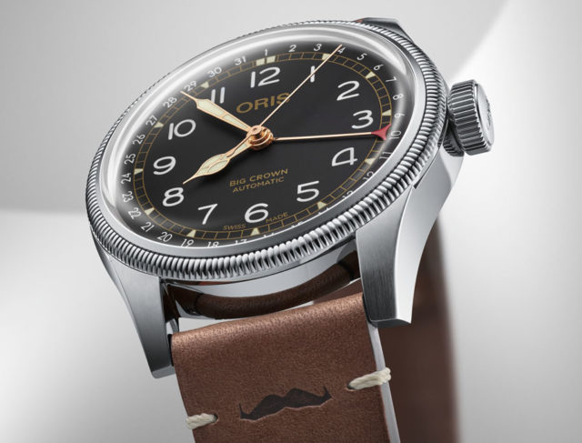 Oris: Big Crown Pointer Date Movember Edition 2018