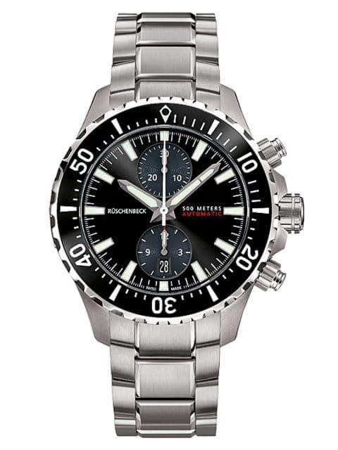 Rüschenbeck - The Watch: R5 Chrono