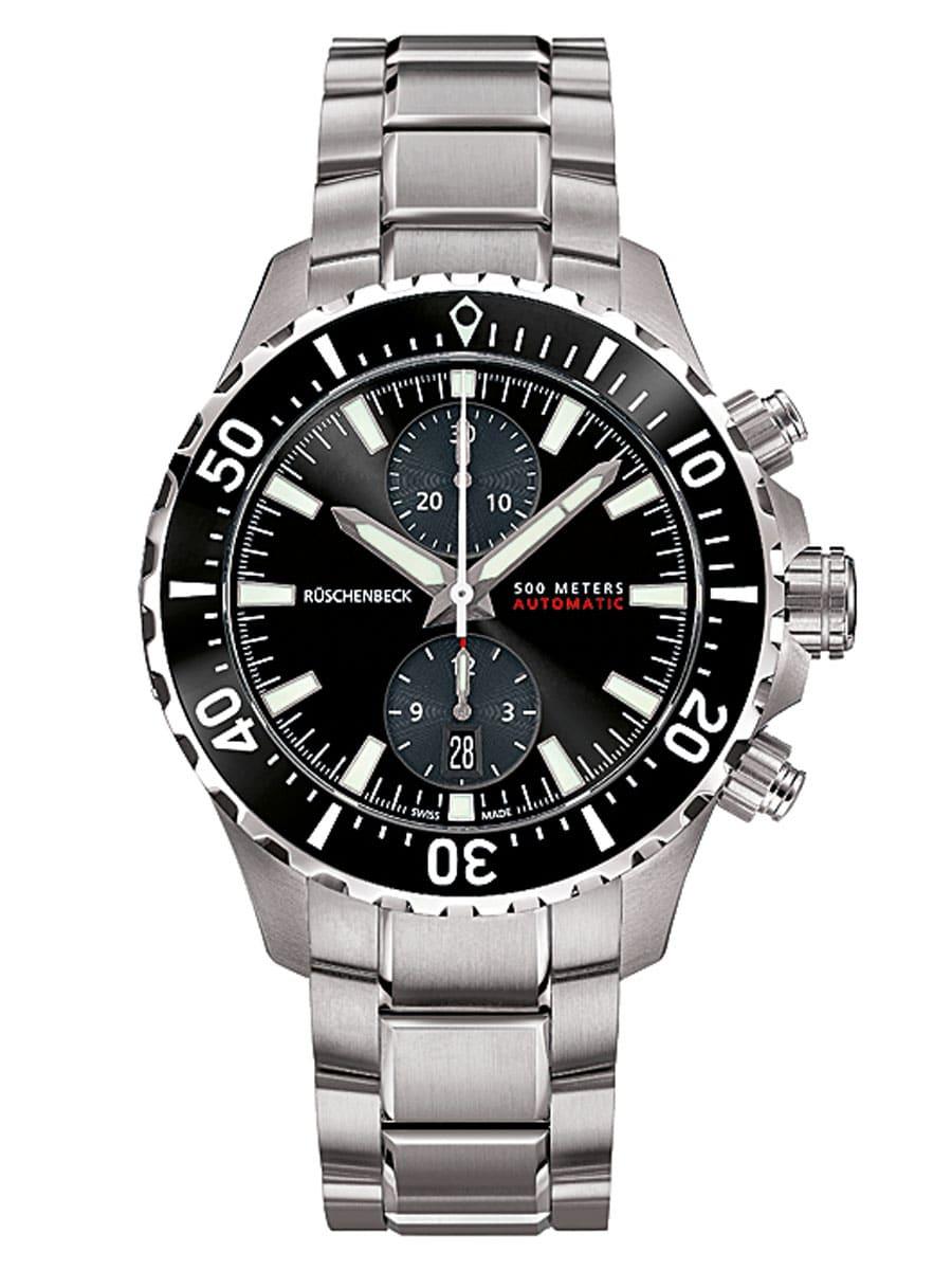 Rüschenbeck – The Watch: R5 Chrono