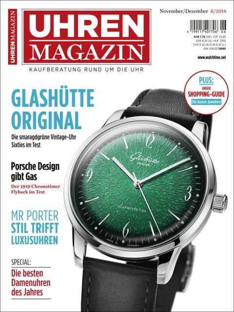 Titel-Uhren-Magazin 6-2018
