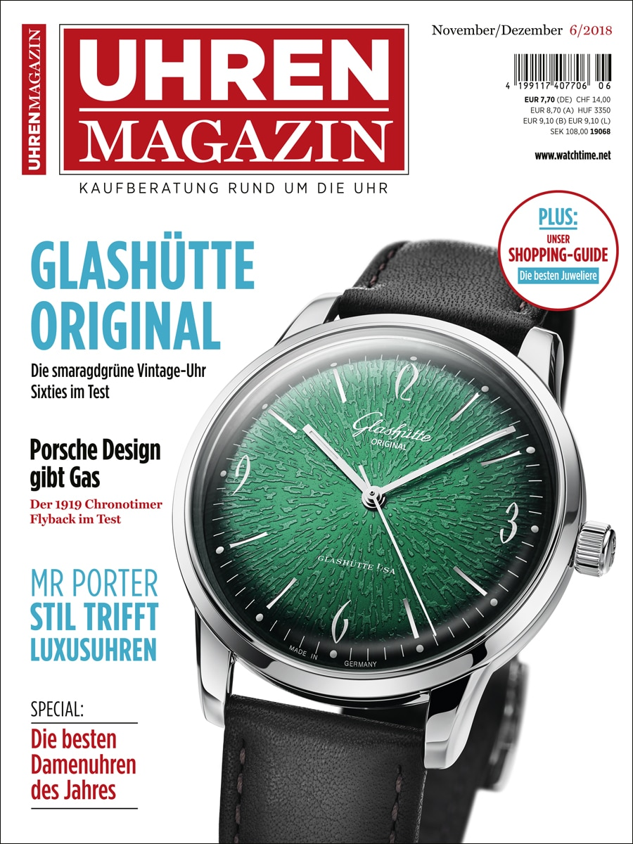 UHREN-MAGAZIN: Kaufberatung rund um die Uhr | Watchtime.net