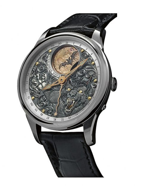 Schaumburg Watch MoonM Werewolf
