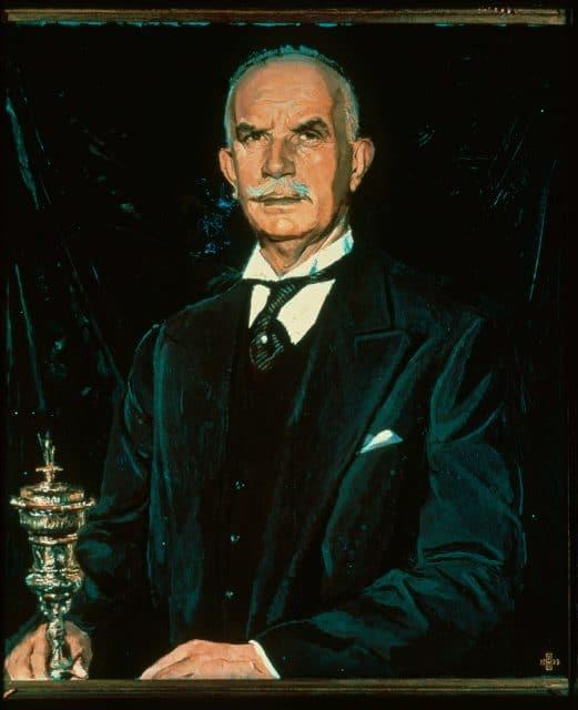Der Gründer von Bulgari: Sotirio Bulgari (1857-1932)