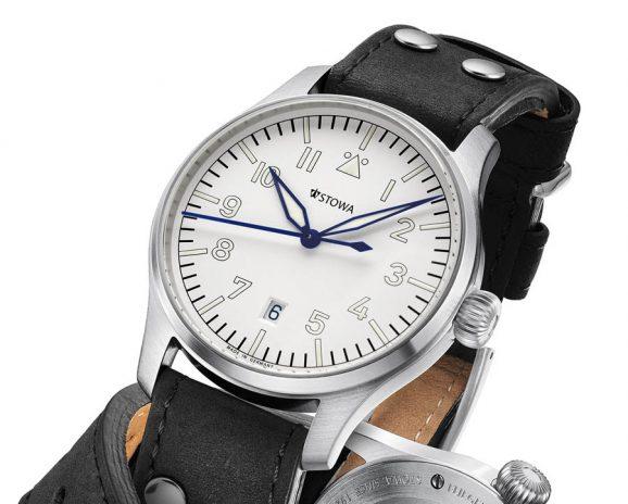 Stowa Flieger Weiß Blau Limited
