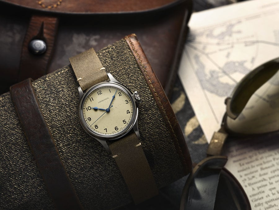 Longines: The Longines Heritage Military