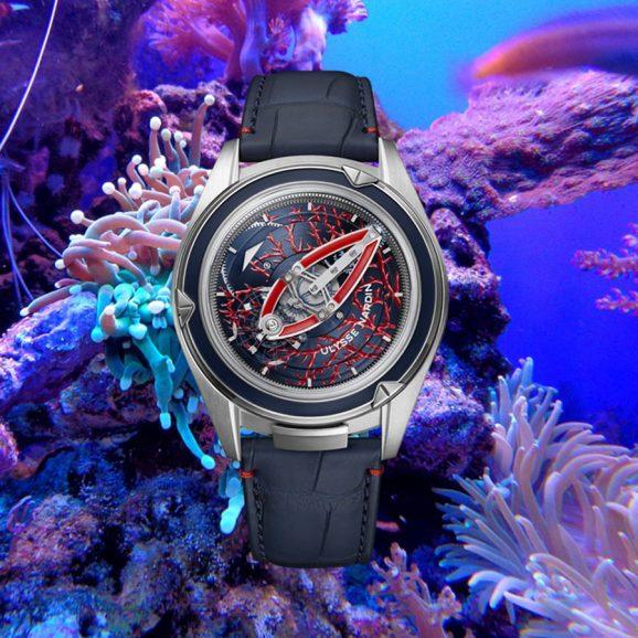 Ulysse Nardin: Freak Vision Coral Bay