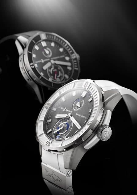 Die neue Marine Diver Chronometer von Ulysse Nardin